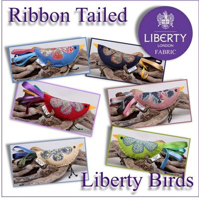 Liberty Bird Kits - ALL 6 Colours